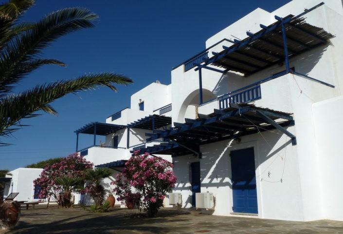 Agios Pavlos Studios -Amorgos